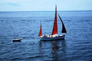 Sailboat - Types of Boats