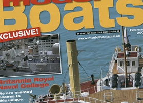 Boating magazines