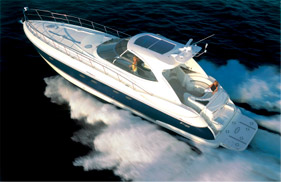 cruisers yachts model