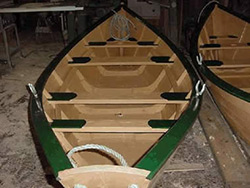 Dory - Types of Boats