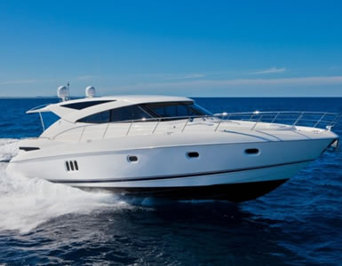 The Riviera 5800 Sport Yacht