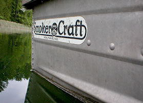 Smoker craft boats