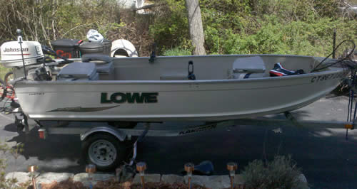 Used boat pricing